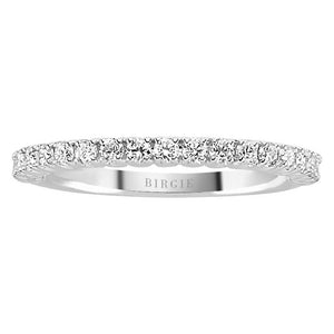 Diamond Stone Slim Eternity Ring