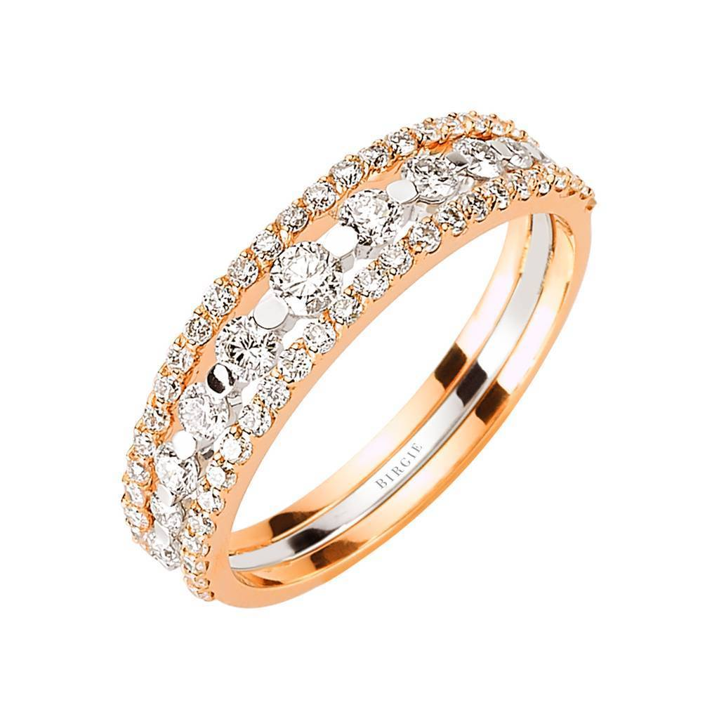 Diamond Stone Ring