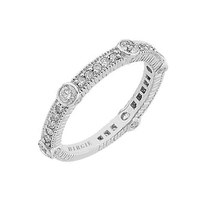 0.69 Carat Diamond Eternity Wedding Ring