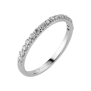 Diamond Stone Eternity Ring