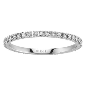 0.25 Carat Diamond Eternity Wedding Ring