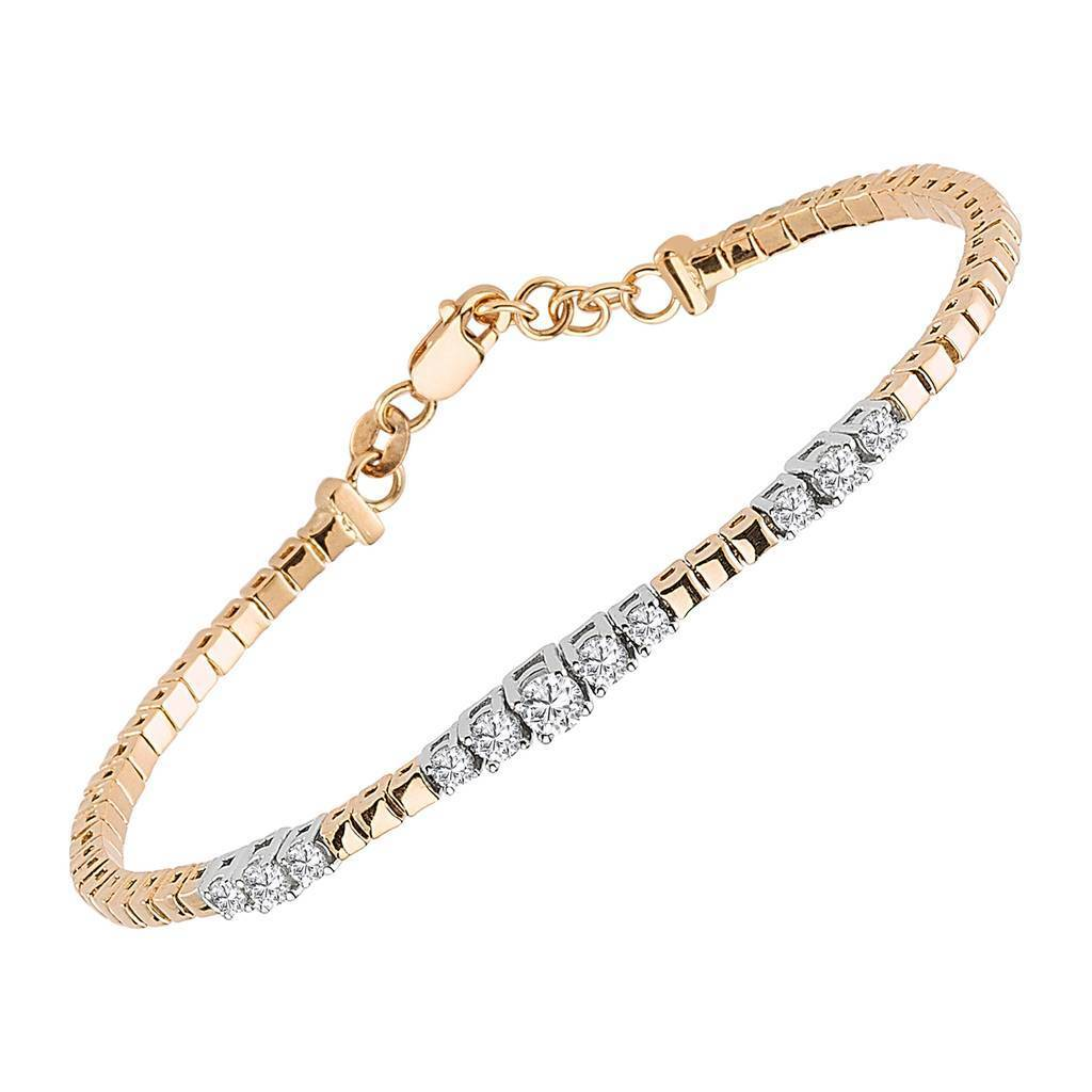 Diamond Everyday Bracelet