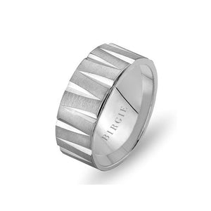 White Gold Venus Wedding Band