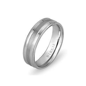 White Gold Ulker Wedding Band