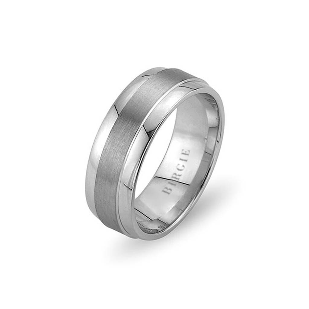 White Gold Fuldane Wedding Band