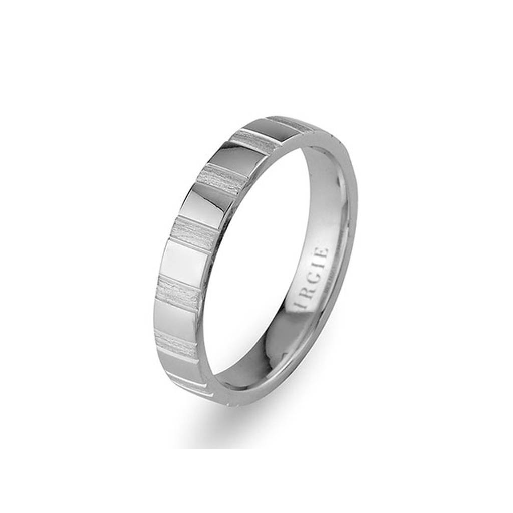 White Gold Misya Wedding Band