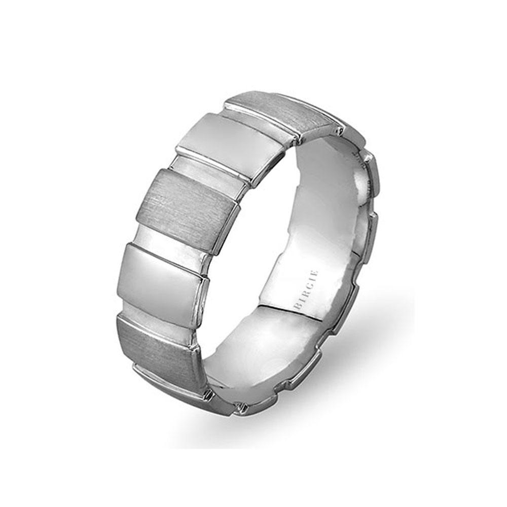White Gold Dehhani Wedding Band