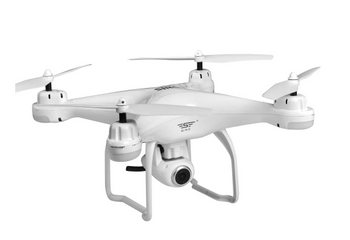 The Quadcopter Drone with Wide Angle Camera & Remote