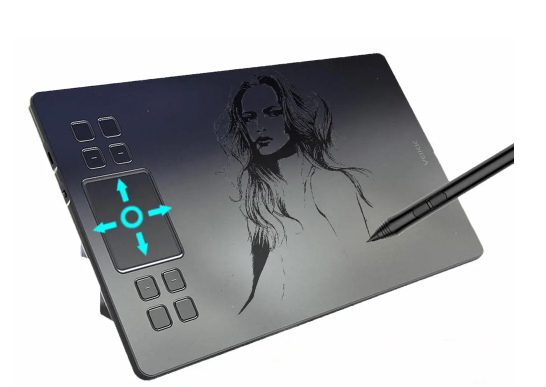 MC™ Digital Graphic Tablet with High Quality Screen and Pen