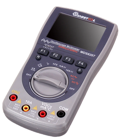 GX™ 2 in 1 Digital Multimeter Oscilloscope Measuring device