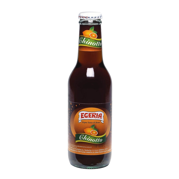 Chinotto Egeria 200 ml - Shop Egeria