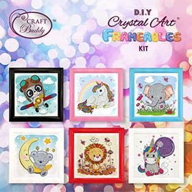Crystal Art Frameables