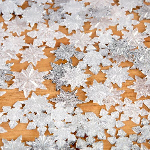 Luxury Acrylic Snowflakes Assortment - Original