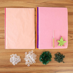 Felt, Tissue and Accessories Kit
