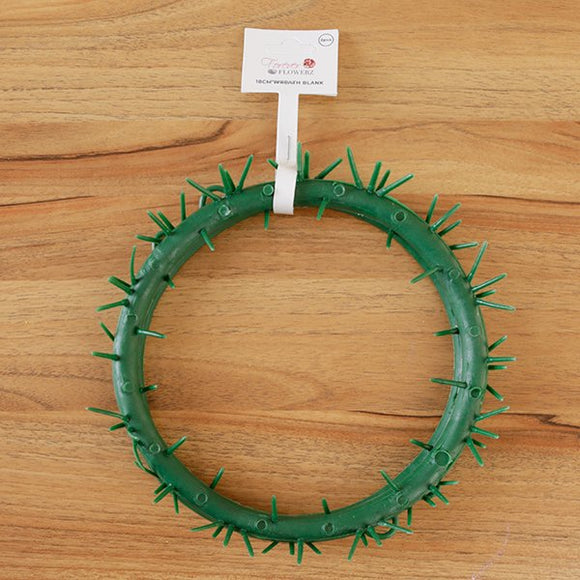 Forever Flowerz 18cm Wreaths - 2 Pieces