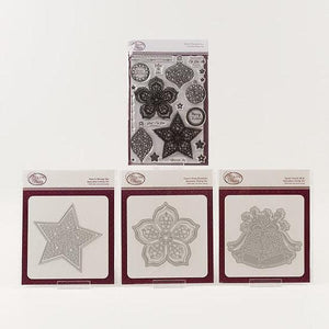 Gem It Collection - 3 x Die Sets and Stamps
