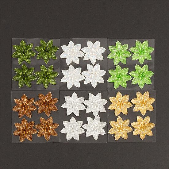 Crystal Pretty Petal Self Adhesive Gem Collection (DBG02)
