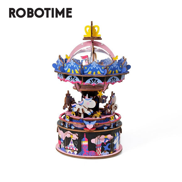 AM44: Robotime - Starry Night