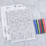 P3D005: Craft Buddy 3D Colour Me Puzzle Kits - Big Ben