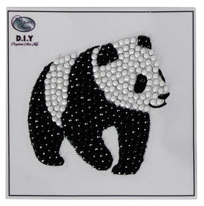 Panda - Crystal Art Motifs (With Tools)