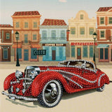 "CCK-A14: ""Classic Car"" Crystal Card Kit"