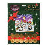 "CCK-XM31: ""Carol Singers"" Crystal Card Kit"