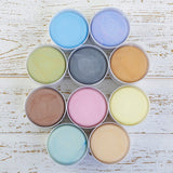 CP00-COMP: Craft Buddy Chalk Paint Complete Collection - 50ml x 10 colours