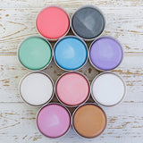 MP00-COMP: Lustre Paint Complete Collection - 50ml x 10 colours