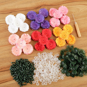 Forever Flowerz Chic Chrysanthemums Bumper Kit - FF02KT-180