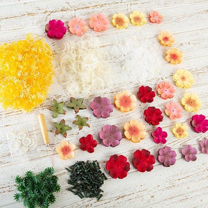Forever Flowerz - Peony Blooms Bumper Kit
