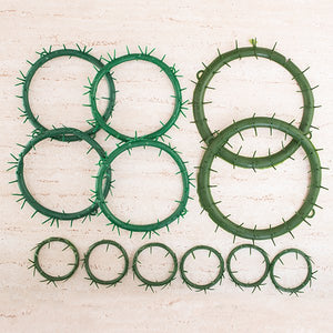 Forever Flowerz Wreath Blanks Kit - set of 12 - FF-WRKT5