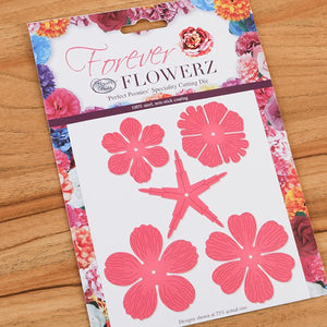 Forever Flowerz: Perfect Peonies Die Set - FD07