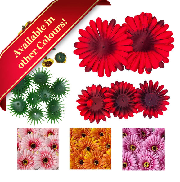Forever Flowerz Gorgeous Gerberas Refill Packs - approx 15 flowers