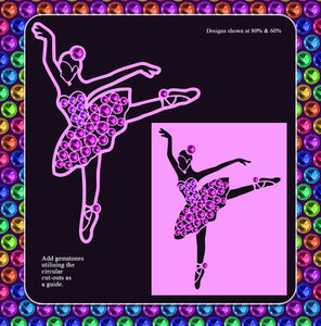 Gem It! Die - Beautiful Ballerina
