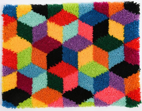 Craft Buddy 45*60cm  Latch Hook Rug Kit - OPTIONS AVAILABLE