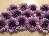 FF-GERB-BRG: Forever Flowerz Gorgeous Gerberas VINTAGE- approx 90 flowers