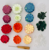 Forever Flowerz Beautiful Begonias Kit - Makes 120 Begonias - CB-FF-BEG120