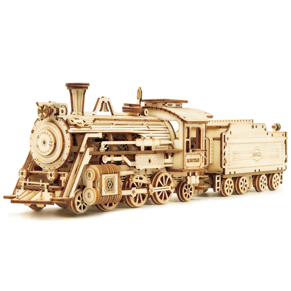 Robotime - Prime Steam Express - MC501