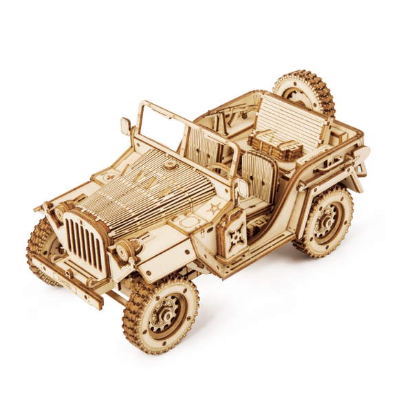 Robotime - Army Field Car - MC701