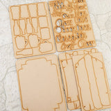 Drinks with Friends MDF kit - MDF-BEER