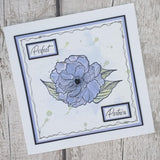 FD07-COMP: Perfect Peonies Dies, Stamps, Stencils and Accessories Complete Collection