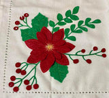 FF-DACC02: Forever Flower Poinsettia Felt, Tissue and Accessories Kit