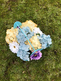 FFHYD-KT3COMP: Forever Flowerz Spring Hydrangeas Bumper Kit makes approx 30 bunches