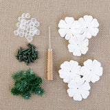 Forever Flowerz Wonderful Whites Flower-Making Collection - FF-WHT5