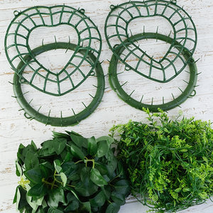 Forever Flowerz Wreath and Leaves Kit