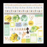 "12X12"" Paper Pad - Choose 'Memories' or 'All About Me'"