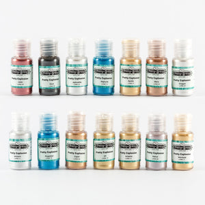 Pretty Gets Gritty - 14 x 15ml Pretty Explosion Powder Pots