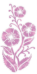 Country Garden Days Stencil (DBST01)