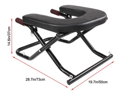 foldable yoga inversion bench headstand stool headstand