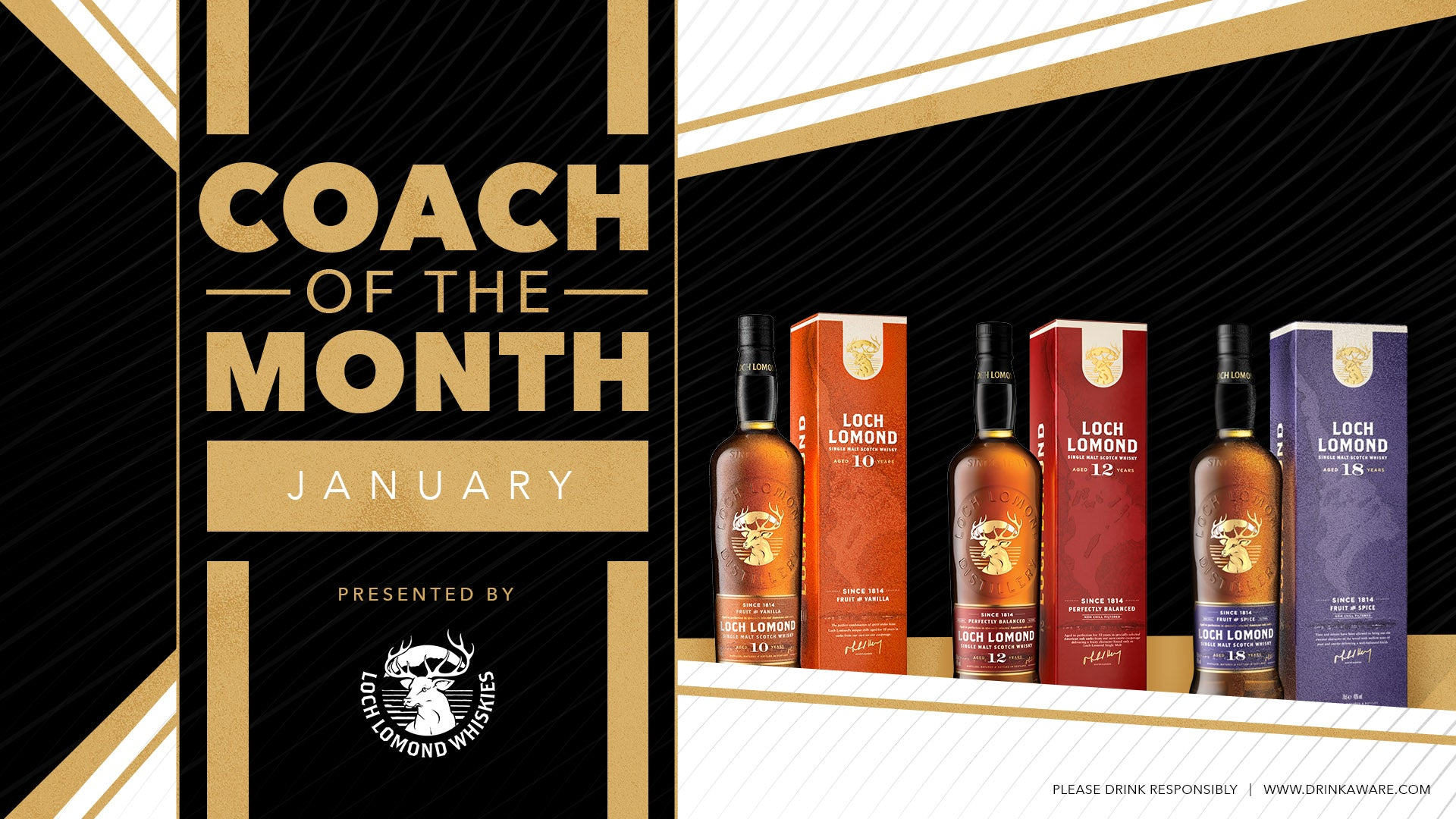 Coach of the Month - Rugby